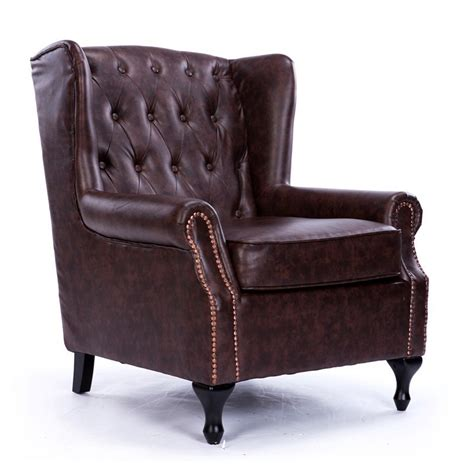 vintage sofas and chairs classical european leather sofa chair