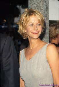 meg hairstyles front and back meg ryan hairstyles front and back