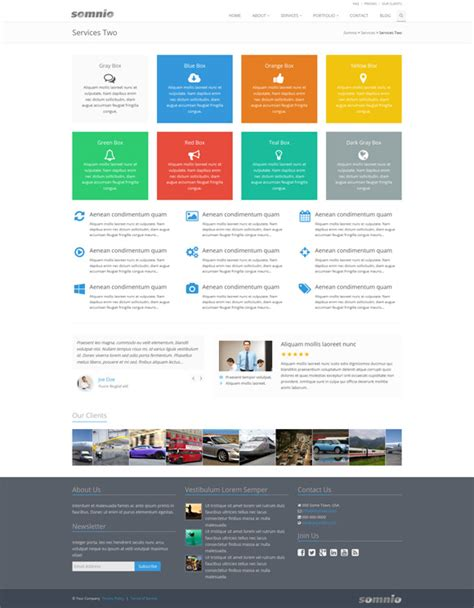 Somnio Premium Sharepoint 2013 Theme V2 Best Sharepoint Design Exles Sharepoint Templates Free