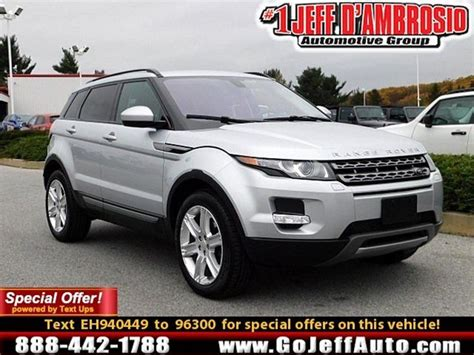 land rover range rover for sale in pennsylvania