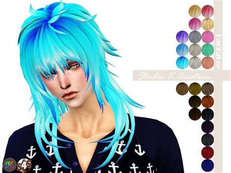 sims 4 anime hair cc 76 best images about sims 4 cc cute anime things on