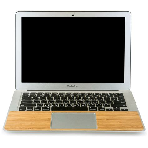 Protector Macbook Komplit Paket A1 innerexile zura palm rest protector for macbook pro 13 quot wood veneer prices features