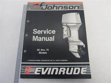 johnson buitenboordmotor handleiding 507662 johnson evinrude outboard service manual quot cc quot 60 75