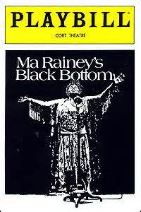 themes in ma rainey s black bottom ma rainey s black bottom in 1984 theatre playbills