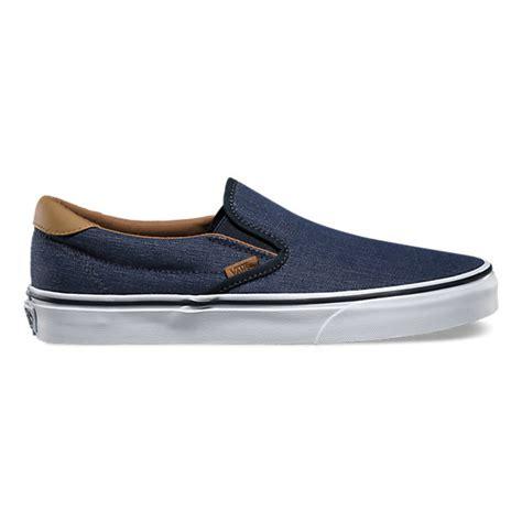 Vans Denim Slip On denim c l slip on 59 shop classic shoes at vans