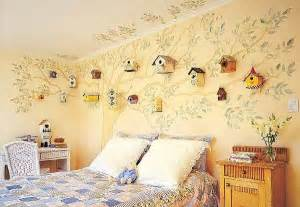 decorate bedroom walls style