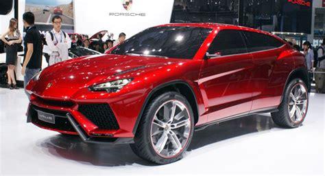 Lamborghini Suv 2014 Lamborghini Urus Suv Will Reportedly Be Built In Slovakia