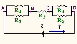 resistor circuit combination resistors in combination circuits