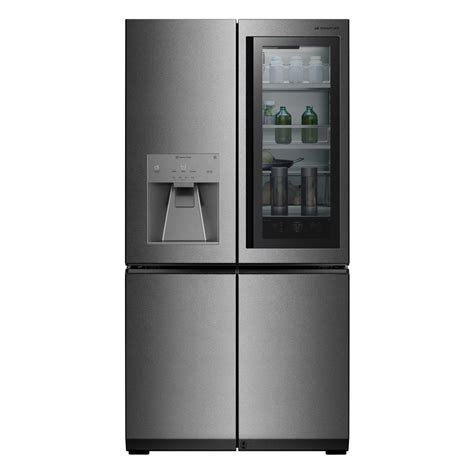 Refrigerator With Glass Front Door Glass Front Door In Door Refrigerator For Residential Pro