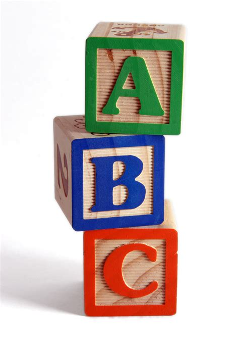 Abc Blocks quote normal is