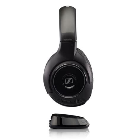 Headphone Sennheiser Rs 160 sennheiser rs 160 rf wireless headphones earbuds shop