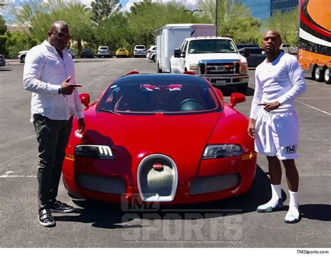 Floyd Mayweather Bugatti by Floyd Mayweather Drops Millions On New Bugatti Pre Fight