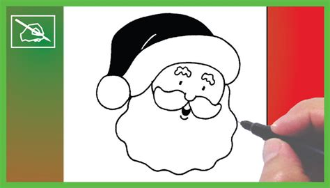 dibujos f 225 ciles de santa claus imagenes de santa claus como dibujar santa claus c 243 mo dibujar un santa claus 2