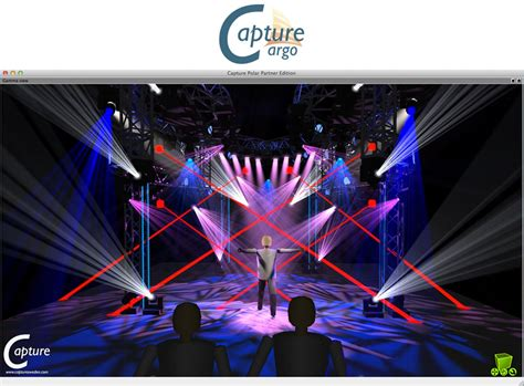 elation capture basic lighting design software pssl