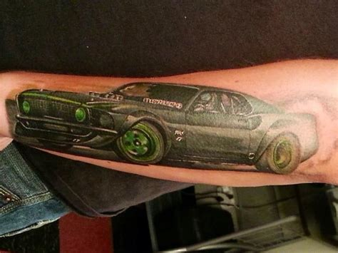 vehicle tattoo designs 50 awesome car tattoos