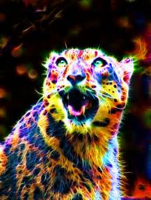 colorful animal colorful leopard vii by megaossa on deviantart