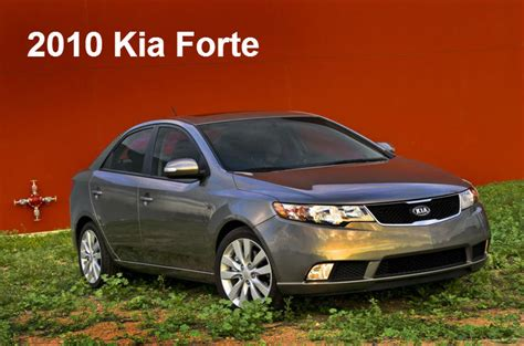 Where Is Kia Forte Made Kia Forte Compact Car History And Model Years Produced