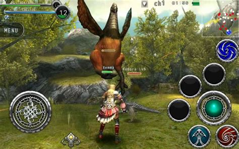 best mmorpg for android avabel