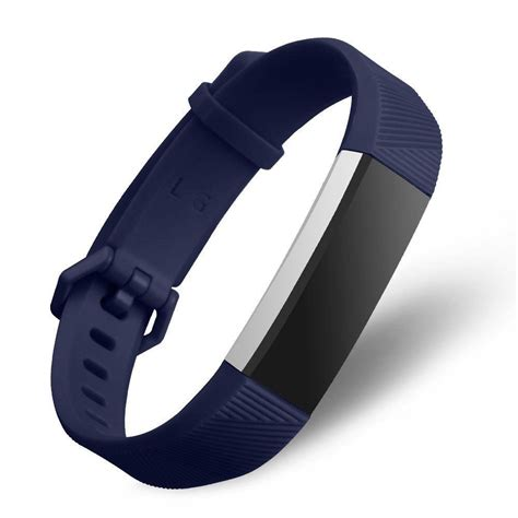 Fitbit Alta Hr Fitness Wristband Smartwatch Tracker Black L replacement bracelet wristband wrist band for fitbit alta alta hr buckle ebay