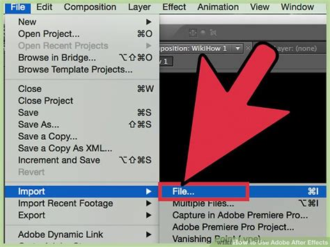 how to use adobe after effects templates image collections