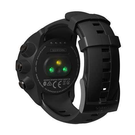 Suunto Spartan Sport Black suunto spartan sport wrist hr all black montre gps