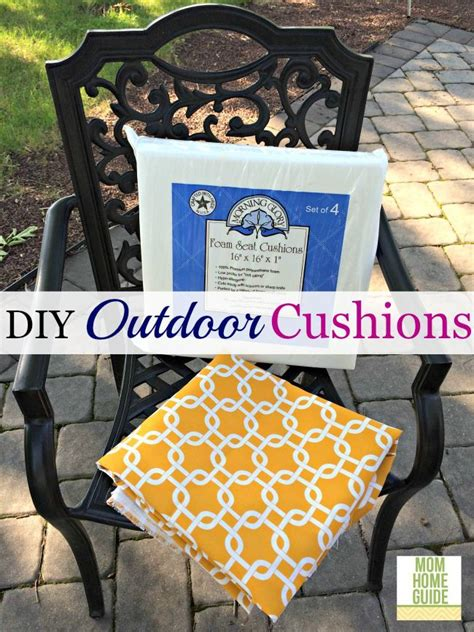diy outdoor bench cushion 1000 ideas about outdoor cushions on pinterest settee