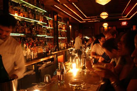 Top 10 Bars In Manhattan by 10 Of Manhattan S Best Underground Bars Lounges Untapped Cities