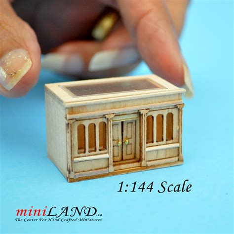 dollhouse scale 1 144 scale landygo store roombox dollhouse for dollhouse