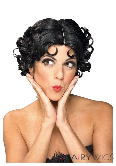 how to do a betty boop hairstyles betty boop wig fairywigs com