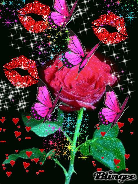 wallpaper bunga yg bergerak bunga picture 131855388 blingee com