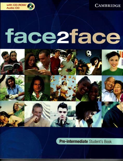 Face2face face2face pre intermediate student book