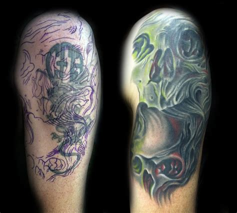tattoo cover up before and after 17 best images about cover up tattoos on