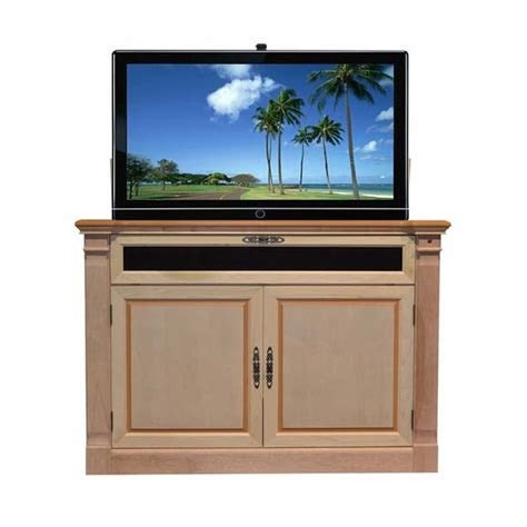 touchstone adonzo tv lift cabinet for 60 inch screens