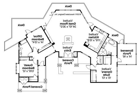 10 bedroom lodge floor plans lodge style house plans sandpoint 10 565 associated