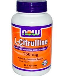 ossido nitrico negli alimenti citrullina integratore usi e controndicazioni vivere al
