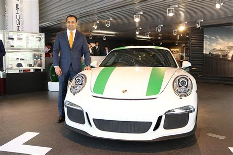 Porsche 911 Limited Edition by Limited Edition Porsche 911 R Launched In India Gaadikey