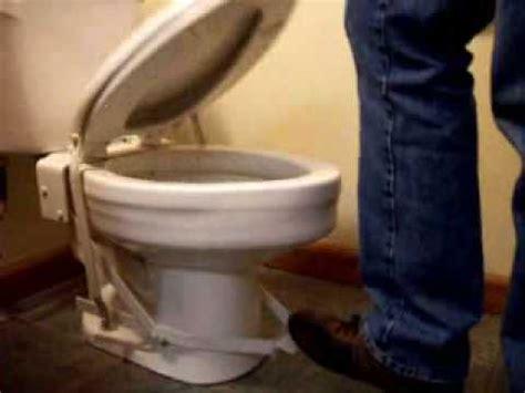 hands  toilet lid opener youtube