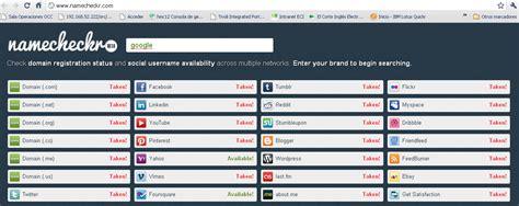 imagenes y nombres de redes sociales nombre de dominio y perfiles en redes sociales dslab