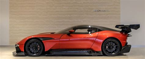 aston martin vulcan first aston martin vulcan arrives in the us gtspirit