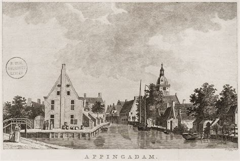 Oud Appingedam by Appingedam Het Geheugen Nederland