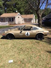 Opel Gt V8 1970 Opel Gt V8 Conversion