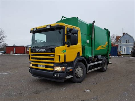used scania p94 260 other trucks year 2005 price 6 130