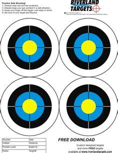 printable crosshair targets printable small crosshair bullseye gun shooting target