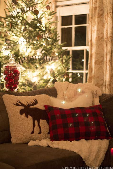 christmas home decor diy 25 amazing red and white diy christmas decor ideas 11