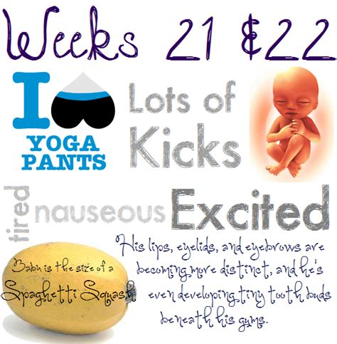 20 weeks pregnant symptoms leap and the net will appear baby deux weeks 21 and 22