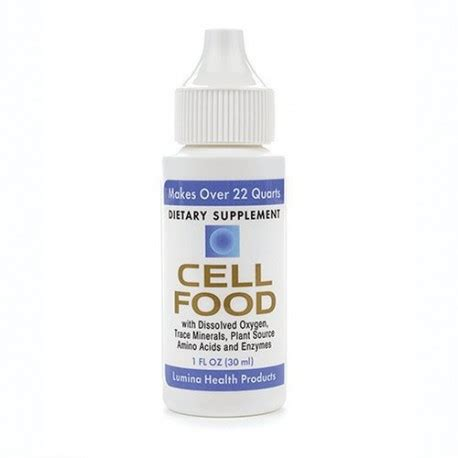 Does Cellfood Detox cellfood original concentrate 30ml healthwise 174
