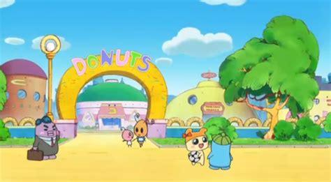 donuts park tamagotchi wikia fandom powered by wikia