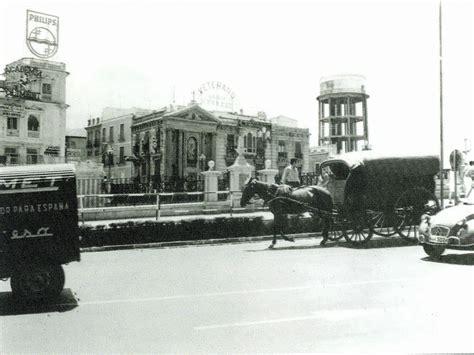 fotos antiguas murcia glorieta de espa 241 a puente de los peligros fotos