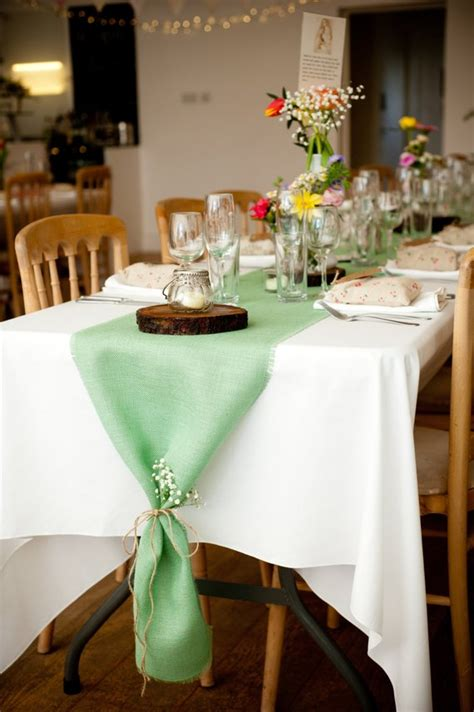 grey table runner wedding set of 8 colored burlap table runners mint wedding decor gray