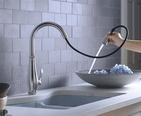 kitchen faucet finishes kohler kitchen faucet finishes
